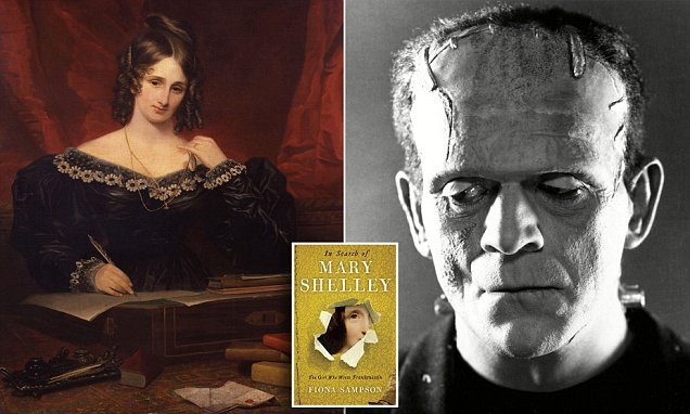 Fiona Sampson uncovers moments in Mary Shelley's life