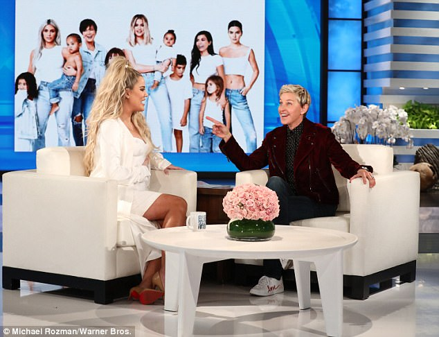 Baby names:Khloe  has chosen not to find out the gender, but will name a boy after his father, and is tempted to stick to the family tradition to name a girl with a moniker beginning with K