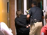 A middle school language arts teacher in Louisiana was forcibly removed in handcuffs from a school board meeting