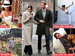 Prince Harry and Meghan Markle charmed the crowds in Brixton this week with their second official public engagement - but how do they spend their days away from royal duties?