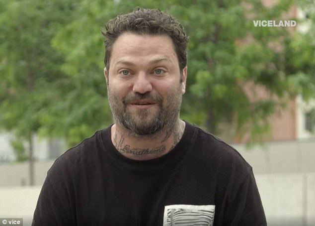 Opening up: Bam certainly seems to be getting his life in order as he was very open about his struggles with alcohol addiction and bulimia in an episode of Viceland's Epicly Later'd which aired back in September