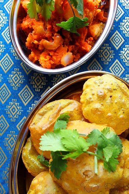 potato cashew nut curry: