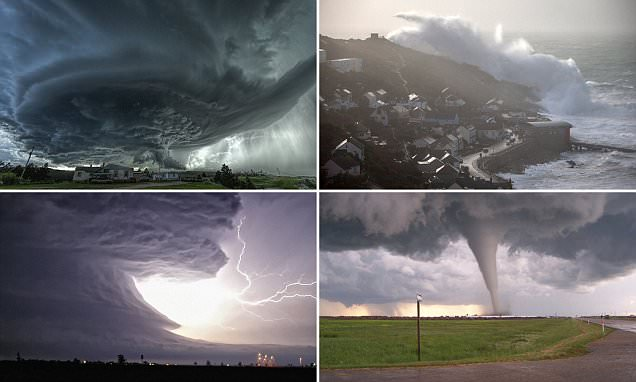 The most jaw-dropping storm photographs ever