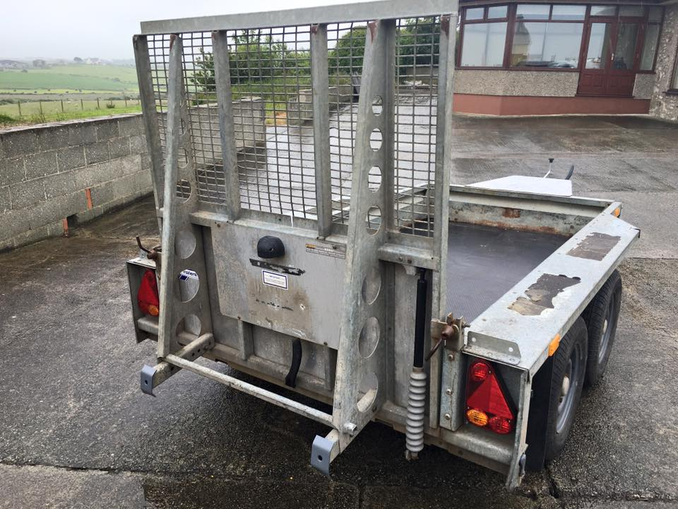 Trailer servicing in North Wales,