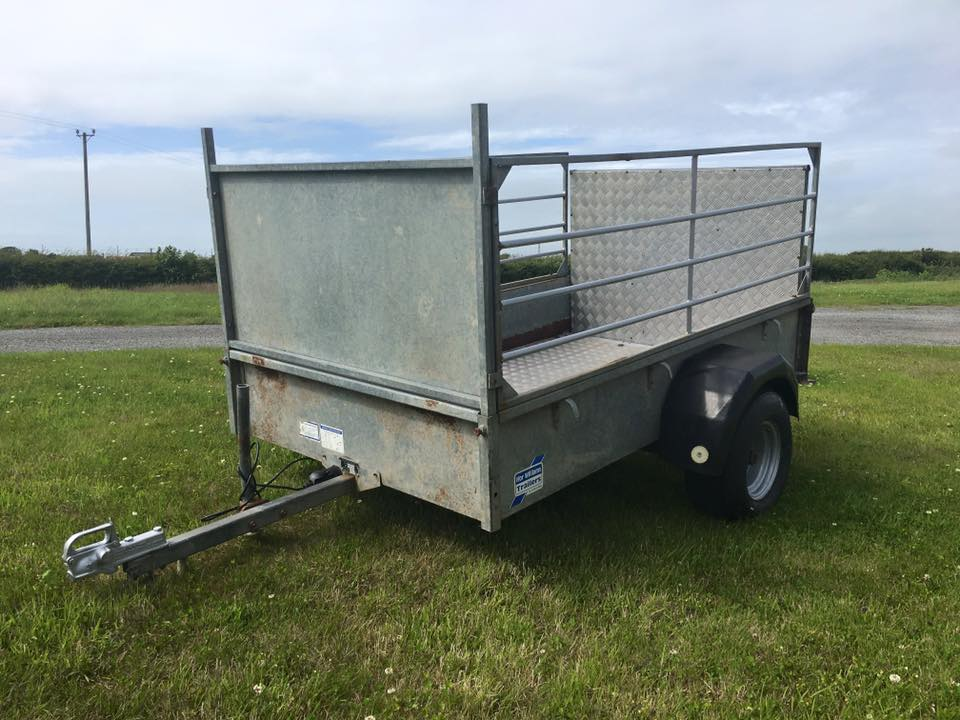 Trailer servicing in North Wales, North wales trailers does trailer servicing in North Wales
