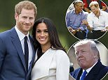 I hear that Prince Harry, who counts Obama as a friend, won't ask the former Democrat U.S. President to his nuptials at St George's Chapel, Windsor Castle, on May 19