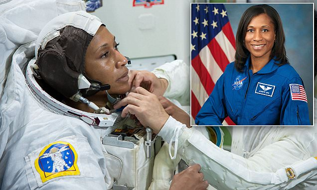 Astronaut removed from NASA mission faced 'racism'