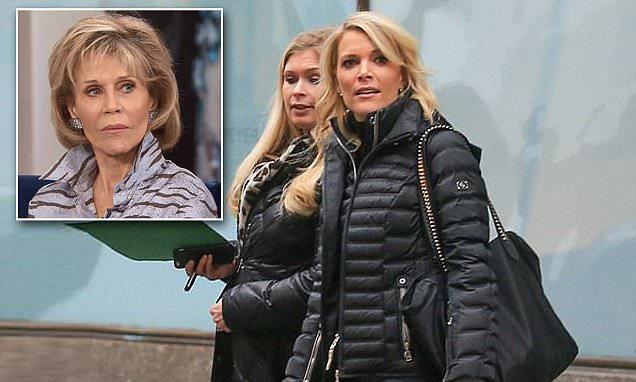 Megyn Kelly bashed online over 'Hanoi Jane' Fonda attack