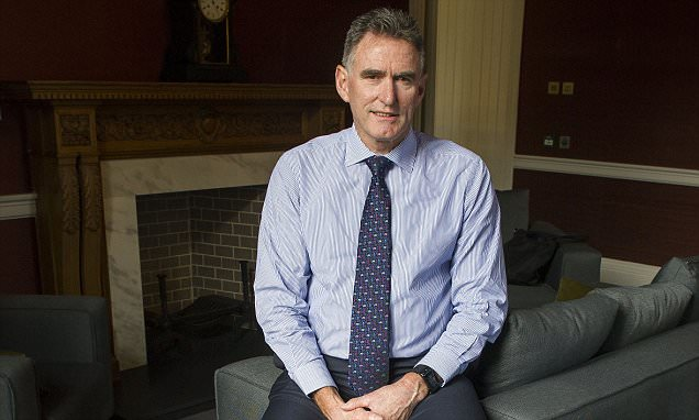 RBS chief backs The Mail on Sunday's campaign