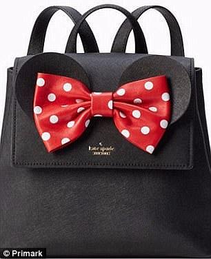 Kate Spade's Minnie Mouse bag
