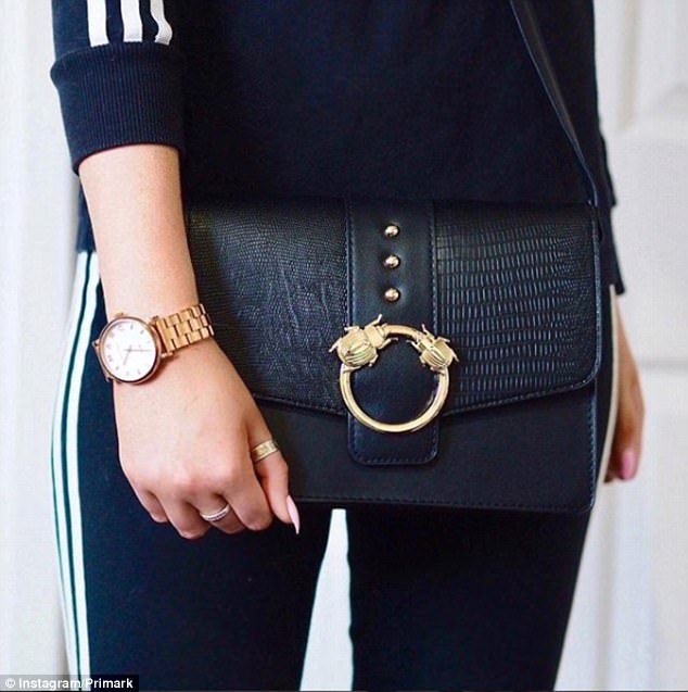Primark is selling a beetle handbag for just £7 - and it will look rather familiar to Gucci fans