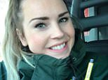 Paramedic Katie Tudor (pictured) blasted angry motorists for shouting at her after she blocked a parking space while saving a patient's life