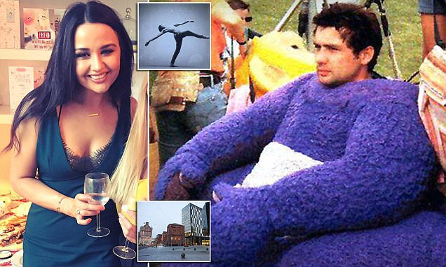 Tinky Winky actor's daughter pays tribute to her father
