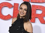 """FILE - In this Oct. 30, 2017 file photo, Mila Kunis arrives at the Los Angeles premiere of """"A Bad Moms Christmas."""" Kunis has been named Woman of the Year by Harvard University's Hasty Pudding Theatricals. She'll be honored Jan. 25 with a parade through Cambridge followed by a roast at which she will receive her pudding pot. Some students at Harvard University are urging the 223-year-old Hasty Pudding theater troupe to stop excluding women from the cast of its annual big-budget burlesque show. Some critics are also calling on Kunis to reconsider her invitation to accept the group's Woman of the Year Award on Thursday. (Photo by Jordan Strauss/Invision/AP, File)"""