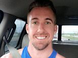 Joel Taylor (pictured) the star of the Discovery Channel series Storm Chasers has passed away at the age of 38