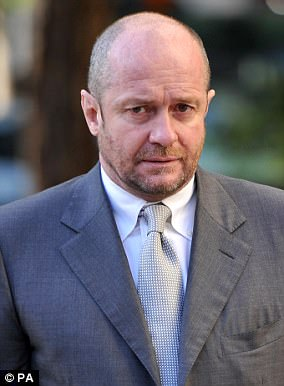 Scot Young rose to prominence as a property developer in the 1990s and 2000s