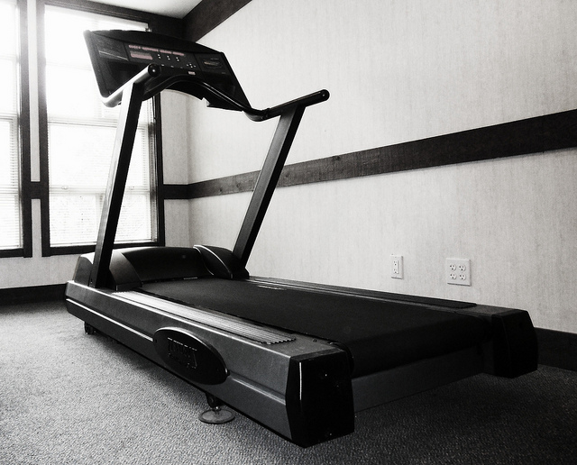 always test drive a treadmill before you buy it
