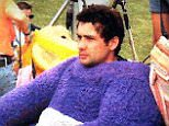 Former Teletubbies actor Simon Barnes (pictured) moved to the Wirral, Merseyside in a bid to 'escape temptation' of partying down south