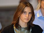 Making money:Amanda Knox is charging up to £7,000 to give speeches about how she was cleared twice in the Meredith Kercher murder case