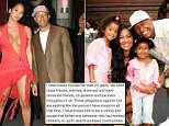 Happier times in 2005: Kimora Lee Simmons defended Russell on Instagram the day after a 15th woman came forward, accusing Simmons of sexually assaulting her in his home in 2016