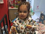 Michael Wild, 28, is due to appear at Salford Magistrates' Court today after Ella-Rose Clover died on Sunday