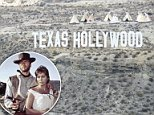 Throughout the '60s and early '70s, cheap labor and barren landscapes in Almeria, Spain, served as the ideal location for United States studios looking to make films about the Wild West, North Africa and galaxy. A sign reads 'Texas Hollywood' at Fort Bravo where many popular movies were filmed