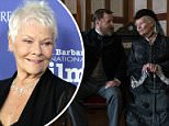 As the nominees for outstanding female actor in a leading role were being announced, many noticed that on Dench's name-card was a typo