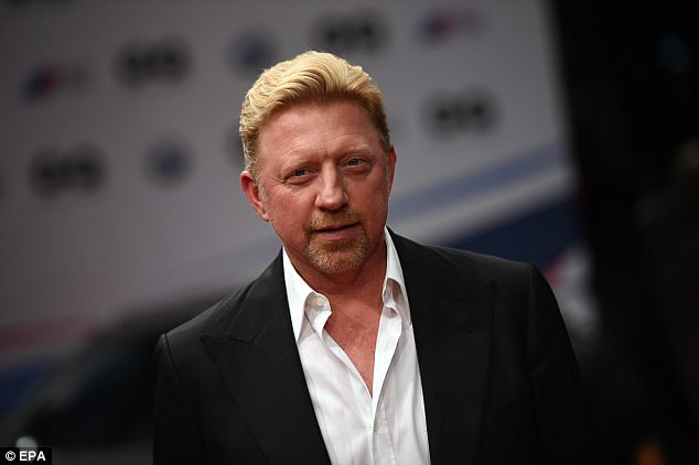 Boris Becker (pictured) has appealed for help to find his trophies because the bankrupt tennis ace needs to sell them to pay his debts - but can't remember where they are