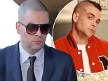 Mark Salling is shielded by his team as he enters the Federal Court Building in Downtown LA. <P> <B>Ref: SPL1638881  181217  </B><BR/> Picture by: KAMINSKI / Splash News<BR/> </P><P> <B>Splash News and Pictures</B><BR/> Los Angeles: 310-821-2666<BR/> New York: 212-619-2666<BR/> London: 870-934-2666<BR/> photodesk@splashnews.com<BR/> </P>
