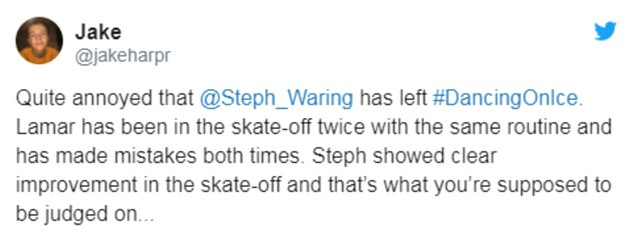 Raing: Viewers rushed to Twitter in frustration after Stephanie was eliminated on Sunday night
