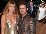 Made in Chelsea star Spencer Matthews and Irish model Vogue Williams are engaged