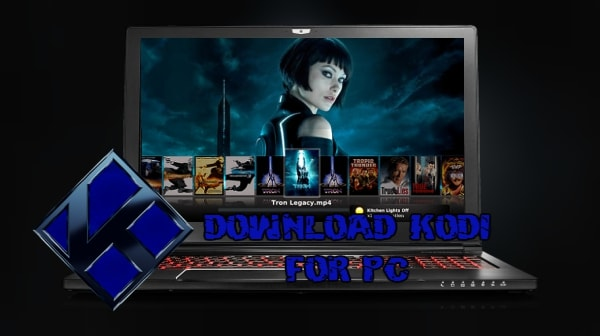 Downlad Kodi for PC