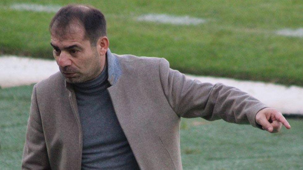 Metin Diyadin maç sonrası istifa etti