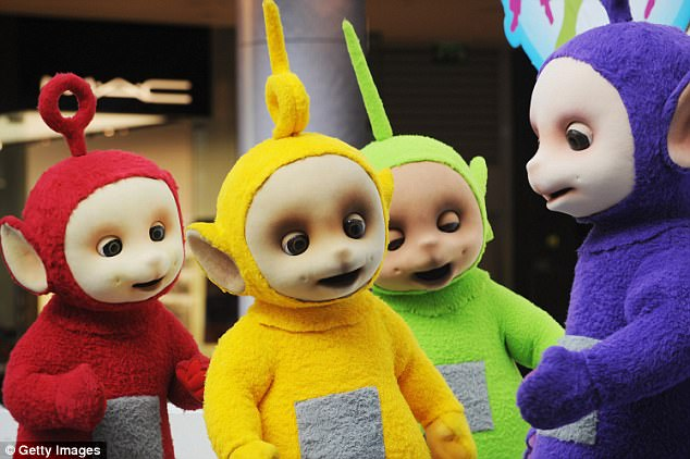 Po, Laa-Laa, Dipsy, Tinky Winky were on Teletubbies which ran on the BBC from 1997 to 2001