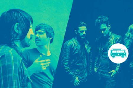 BRMC Tour Dates w/Death From Above 1979