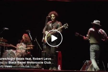 Night Beats w/Robert Levon Been @ Ace Theater...
