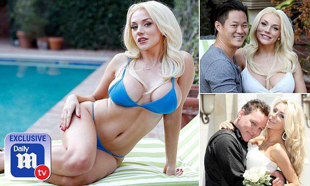 Courtney Stodden talks plea to ex and says she's no bimbo