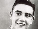 Sean Connery, pictured here as a teenager, claims to have lost his virginity at the age of eight