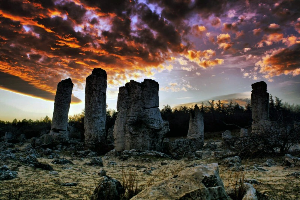 these 20 amazing photos will make you want to visit bulgaria Pobiti Kamani photographed by Magdalena Ruseva