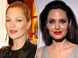 Kate Moss was 14 when she lost her virginity