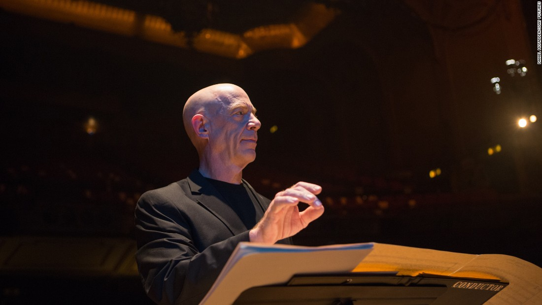 "<strong>Best supporting actor in a motion picture:</strong> J.K. Simmons, ""Whiplash"""