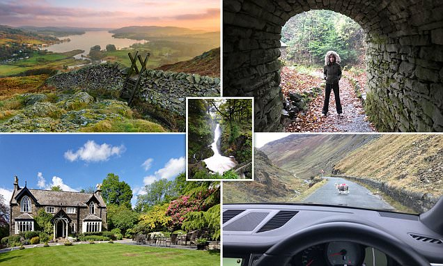 Kay Burley rediscovers the 'magnificent' Lake District