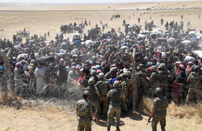 Syrian refugees_Turkey