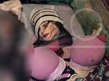 Police found the mummified remains of a 66-year-old pensioner who died in St Petersburg embracing a home made sex doll, pictured right. Neighbours had complained about a nasty smell coming from the apartment