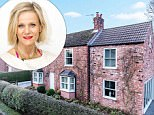 BNPS.co.uk (01202 558833) Pic: Savills/BNPS Interior designer Linda Barker is 'Changing Rooms' and homebuyers can get their hands on her beautifully-styled home for £475,000. The pretty country cottage in Ellerton, east Yorkshire, is perfect for those who hate DIY as the house has already had a makeover by the celebrity designer and needs nothing done to it. Barker and her former TV executive husband Chris Short have owned the house for 15 years and have added two extensions in that time. They are now selling because she has taken on another property project in the area and Stradbroke Villa is on the market with Savills.