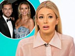 EDITORIAL USE ONLY. NO MERCHANDISING Mandatory Credit: Photo by Ken McKay/ITV/REX/Shutterstock (9419540z) Olivia Attwood 'Loose Women' TV show, London, UK - 16 Feb 2018 Celeb chat: EXCLUSIVE: Olivia Attwood reveals the truth behind her split with Chris It was on last year's series of Love Island that Olivia Attwood met and fell in love with fellow contestant Chris Hughes. But their relationship was turbulent, something which continued even after they left the villa, with a string of break ups and make ups. Earlier this week the couple announced that they had split. Olivia will be joining the panel today in an exclusive interview, revealing the truth behind their breakup. AND we've got a letter from the man himself...