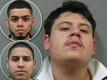 Miguel Angel Ayala-Rivera aka 'Noctorno', 24, is charged with first-degree assault