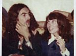 George Harrison made a secret trip to the US incognito five months before Beatlemania crossed the pond, revealed his 86-year-old sister (pictured) who runs a Beatles tribute band