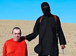The interrogations ofs Alexanda Kotey (left), 34, and El Shafee Elsheikh (right), 29 have yielded information about the location of murdered British and US hostages