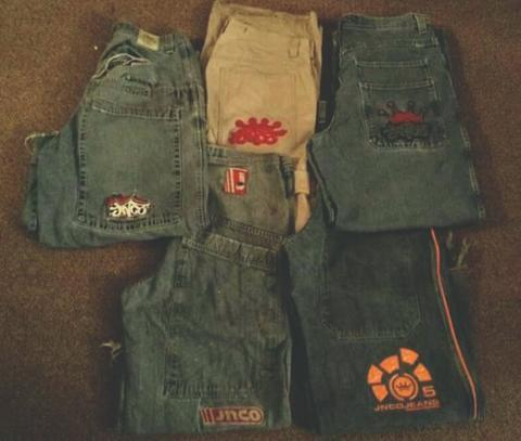 jnco baggy jeans